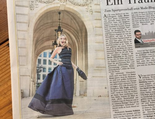 Frankfurter Neue Presse – 05.11.2016 – Sportpresseball