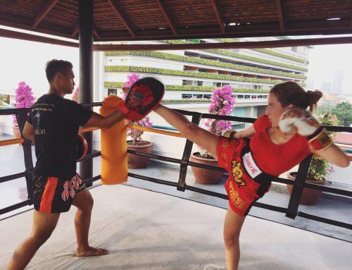 Enjoying Wild Sport in Thailand