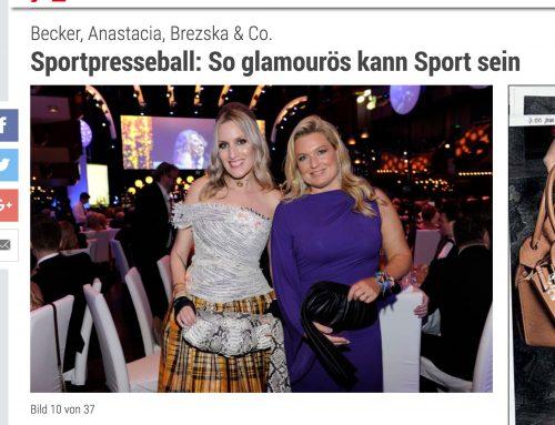 Sportpresseball 2017 – Abendzeitung München
