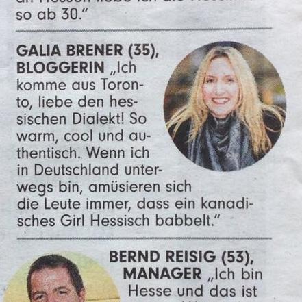 Bild Zeitung Hessen