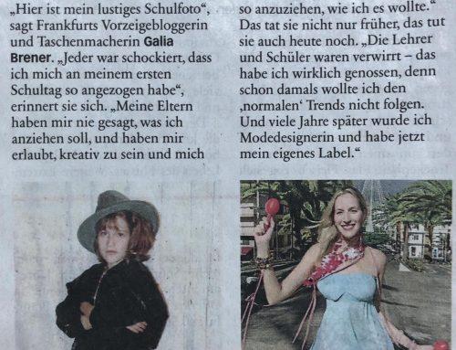FNP – Frankfurter Neue Presse article