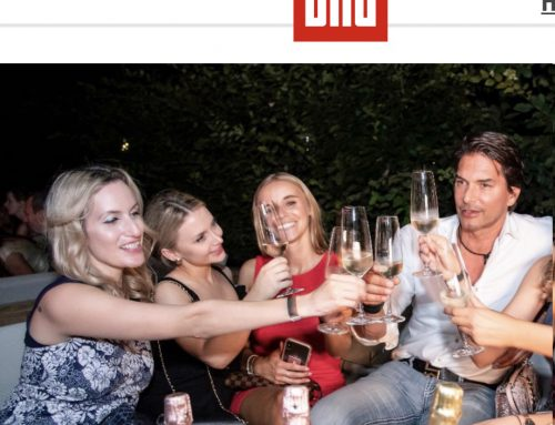 BILD Newspaper: Marcus Schenkenberg 50th Birthday