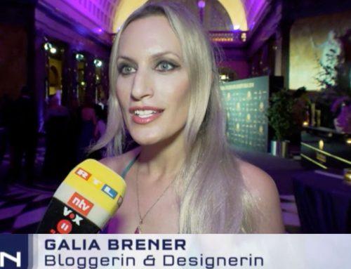 Galia Brener – Fragebogen – RTL TV
