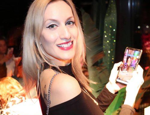 Vlog #15: Galia Brener x ipuro Relaunch Event in Franziska Frankfurt
