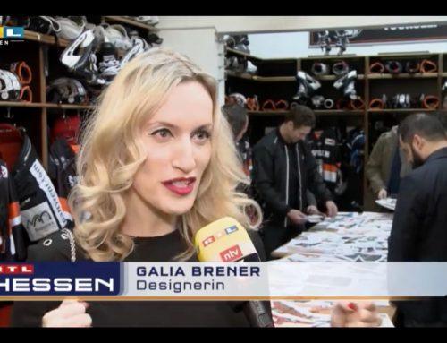 Galia Brener – RTL – Löwen Frankfurt – Vega