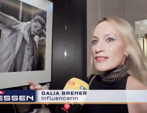 Galia Brener – RTL – Sofitel and Eintracht Frankfurt